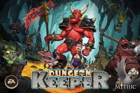 Computerspiel dungeon keeper